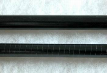 CFK-Rohr: gezogen und gewickelt